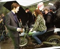 Stills from Official Illustrated 'New Moon' Movie Companion  - edward-and-alice photo