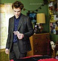 Stills from Official Illustrated 'New Moon' Movie Companion