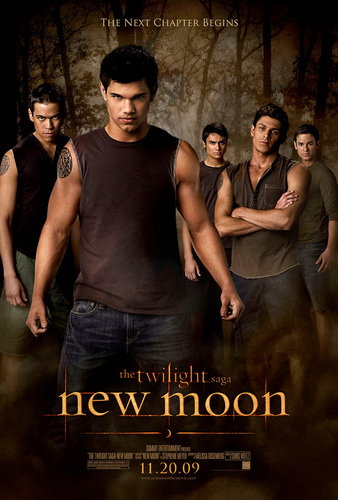 Taylor (New Moon Poster)