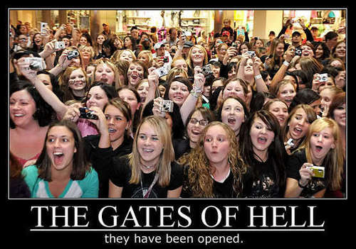 The Gates of Hell..