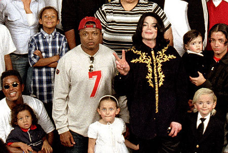 Prince Michael Jackson wallpaper called The Jackson Family