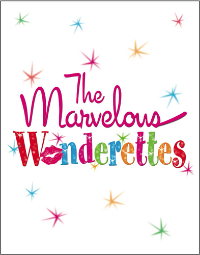 Rock'n'Roll Remembered wallpaper probably with a sign titled The Marvelous Wonderettes- the 1950s pop hit musical in NEW YORK!