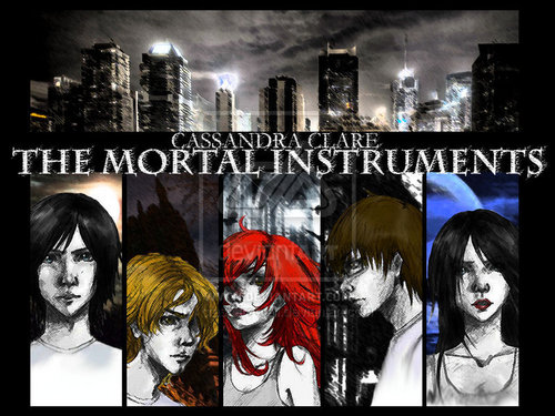 The Mortal Instruments - mortal-instruments Fan Art