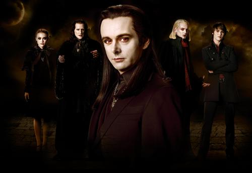Twilight Series wallpaper containing a business suit and a well dressed person called The Volturi Coven