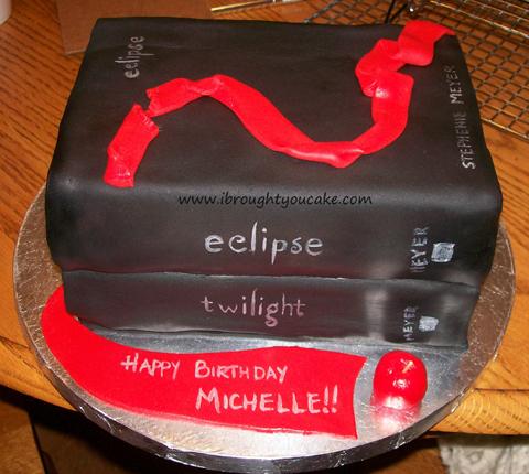 Twilight Cakes :)