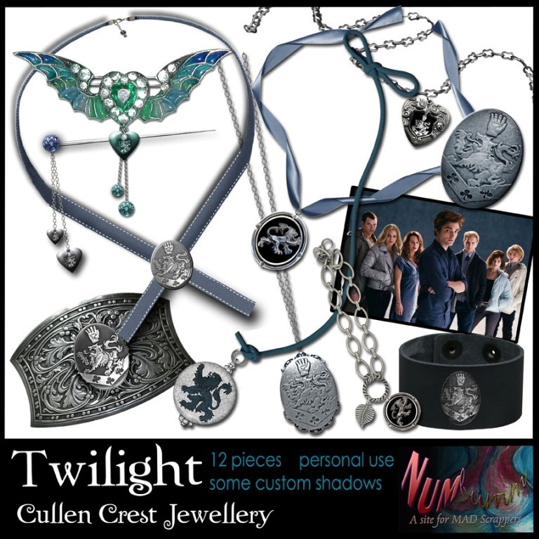 Twilight New Jewellery