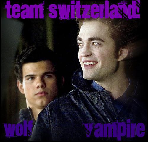 Twilight/New Moon