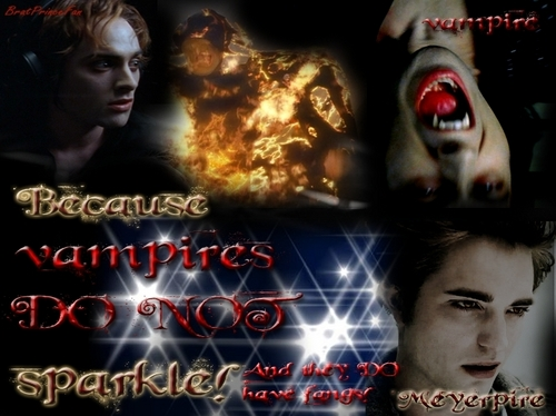 Twilight VS. vampiros