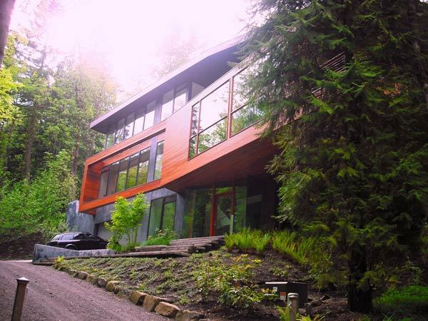 Twilight's Cullen House
