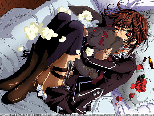 Vampire Knight -3