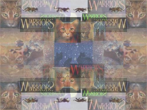 World of Warriors wallpaper titled Warriors mirage