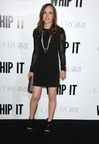 Whip It Los Angeles Premiere - Arrivals - 29th September 2009