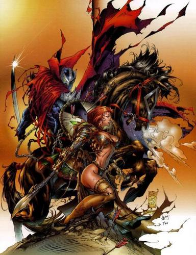 Witchblade/Spawn