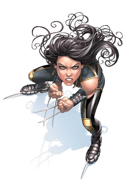 X 23 X-23 - Marvel Superher...