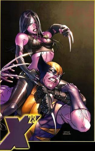 Marvel Superheroines images X-23 wallpaper and background ... X 23 Marvel