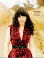Zooey Deschanel | InStyle Photoshoot