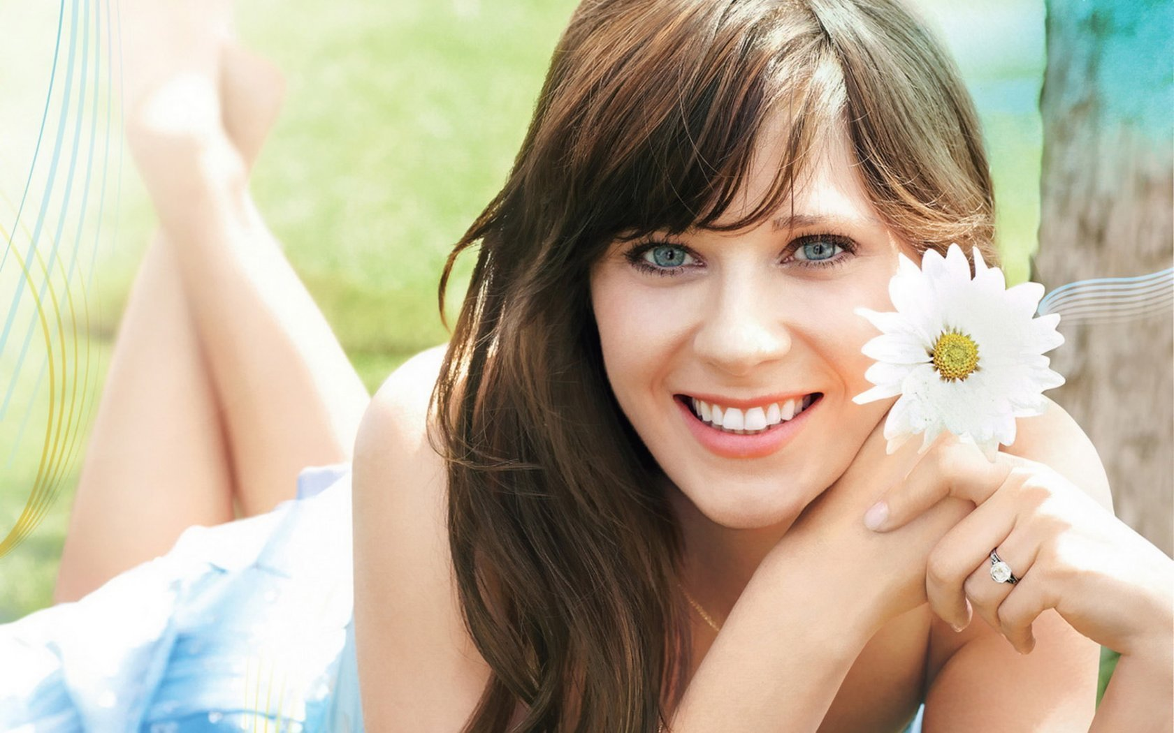 Zooey-Deschanel-Widesc... Zooey Deschanel 500 Days Of Summer Quotes