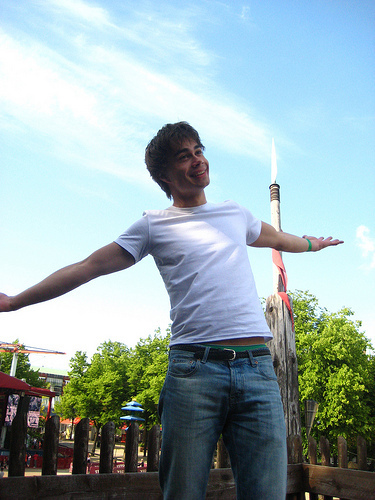 Alexander Rybak wallpaper probably with a wind turbine and a pick titled alex <3