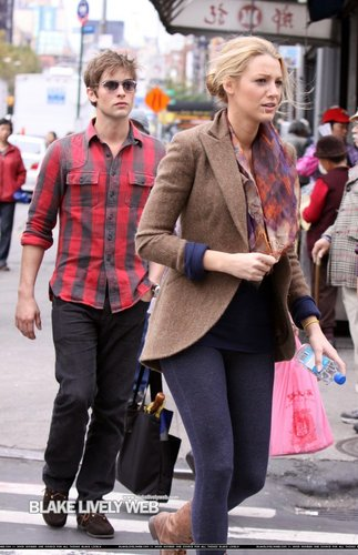 chace & blake on set (new)