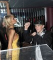 george dancing with paris hilton - george-sampson photo