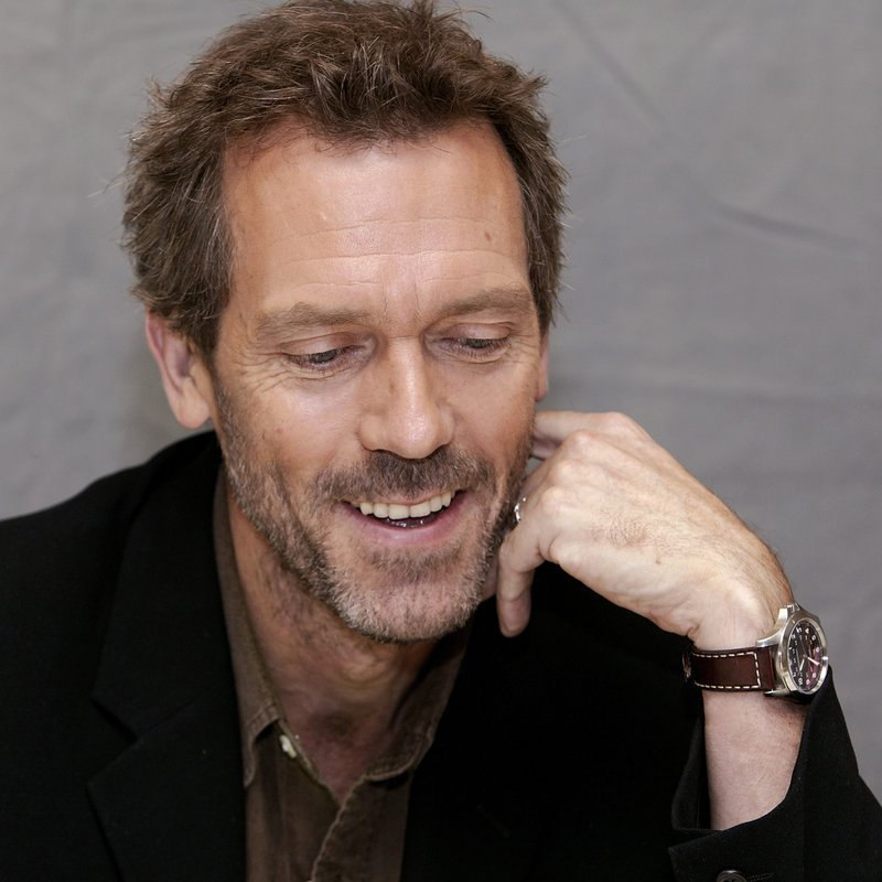 Hugh Laurie - Picture Colection