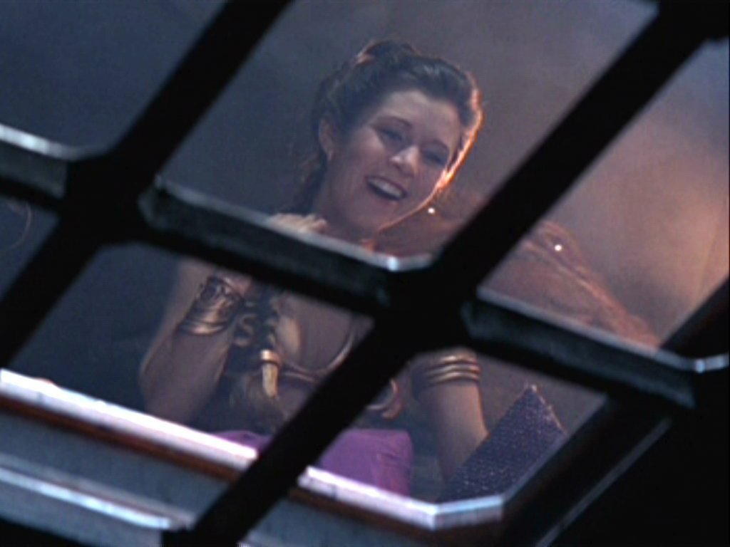 Leia Screencap likewise Watch besides Love Carrie Photo furthermore Star Wars Goes On Vacation Rolling Stone Cover July 1983 as well 3024789116. on carrie fisher as princess leia slave