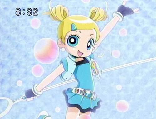 Bubbles and Miyako वॉलपेपर entitled miykao