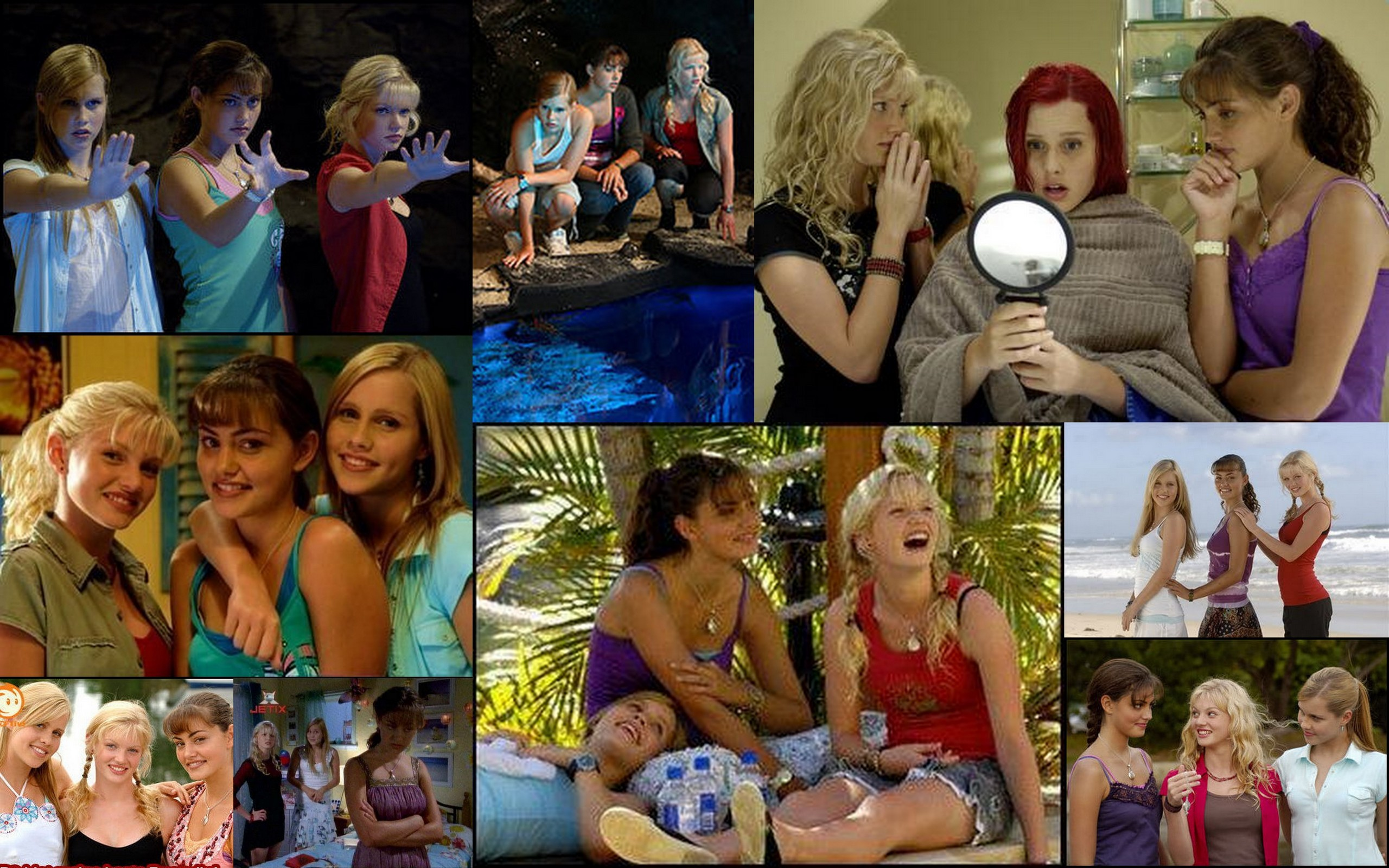 Season 1 collage h2o just add water fan art 8487951 for H2o season 2