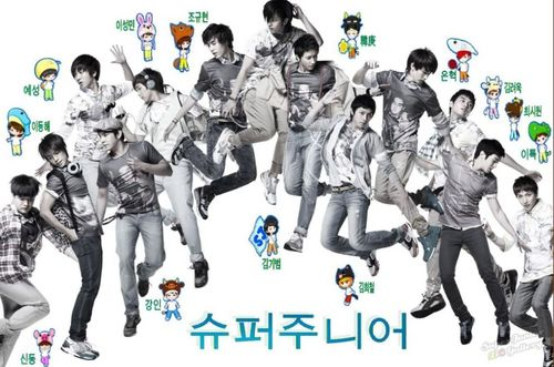 suju13+chibi - super-junior Photo