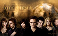 the cullens-luna nueva wallpaper - twilight-crepusculo wallpaper