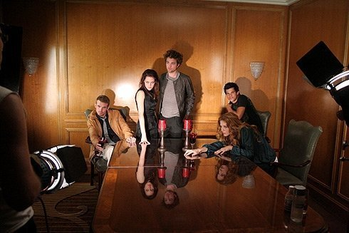 twilight cast photoshoot