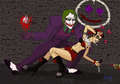 Joker & Harley - the-joker-and-harley-quinn photo