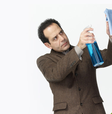 Adrian Monk - monk Photo