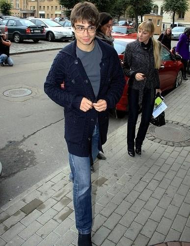 Alex in Latvia