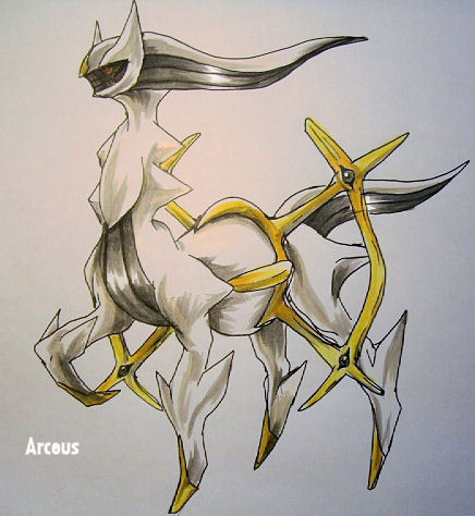 maalamat pokemon wolpeyper probably containing a fleur de lis and anime titled Arceus