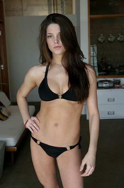 Ashley Greene Loves a Bikini