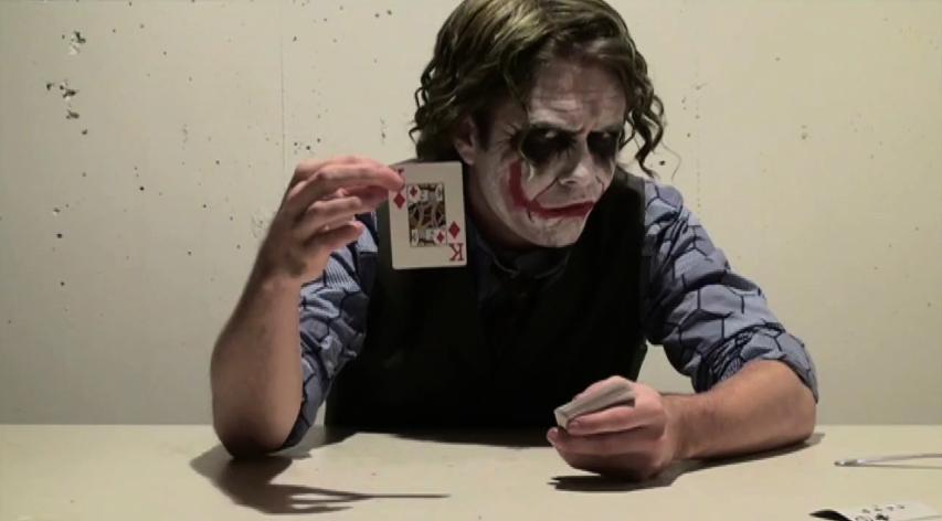 The Joker Blogs Funny