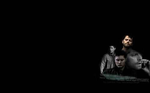 Castiel*Dean*