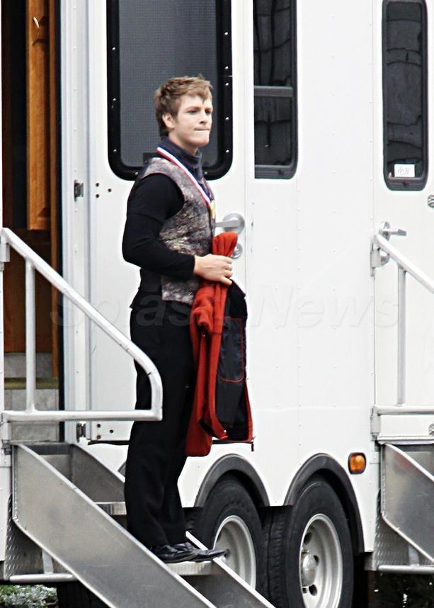 Eclipse Set Pictures - Wolfpack & Volturi