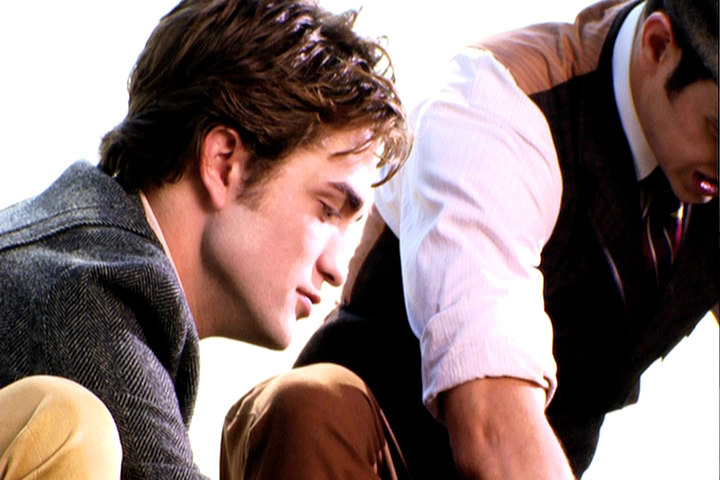 Edward twilight flash back
