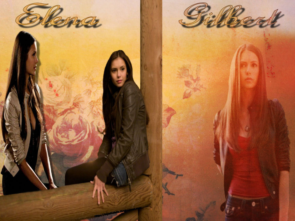 Elena Gilbert - The Vampire Diaries TV Show Wallpaper (8511568