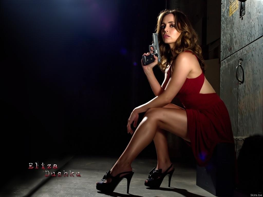Eliza Dushku Images Eliza Dushku Hd Wallpaper And
