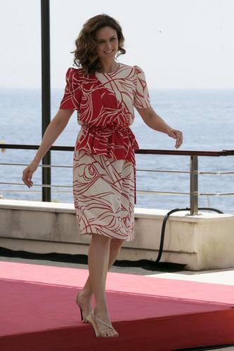 Emily At 49th Monte Carlo TV Festival