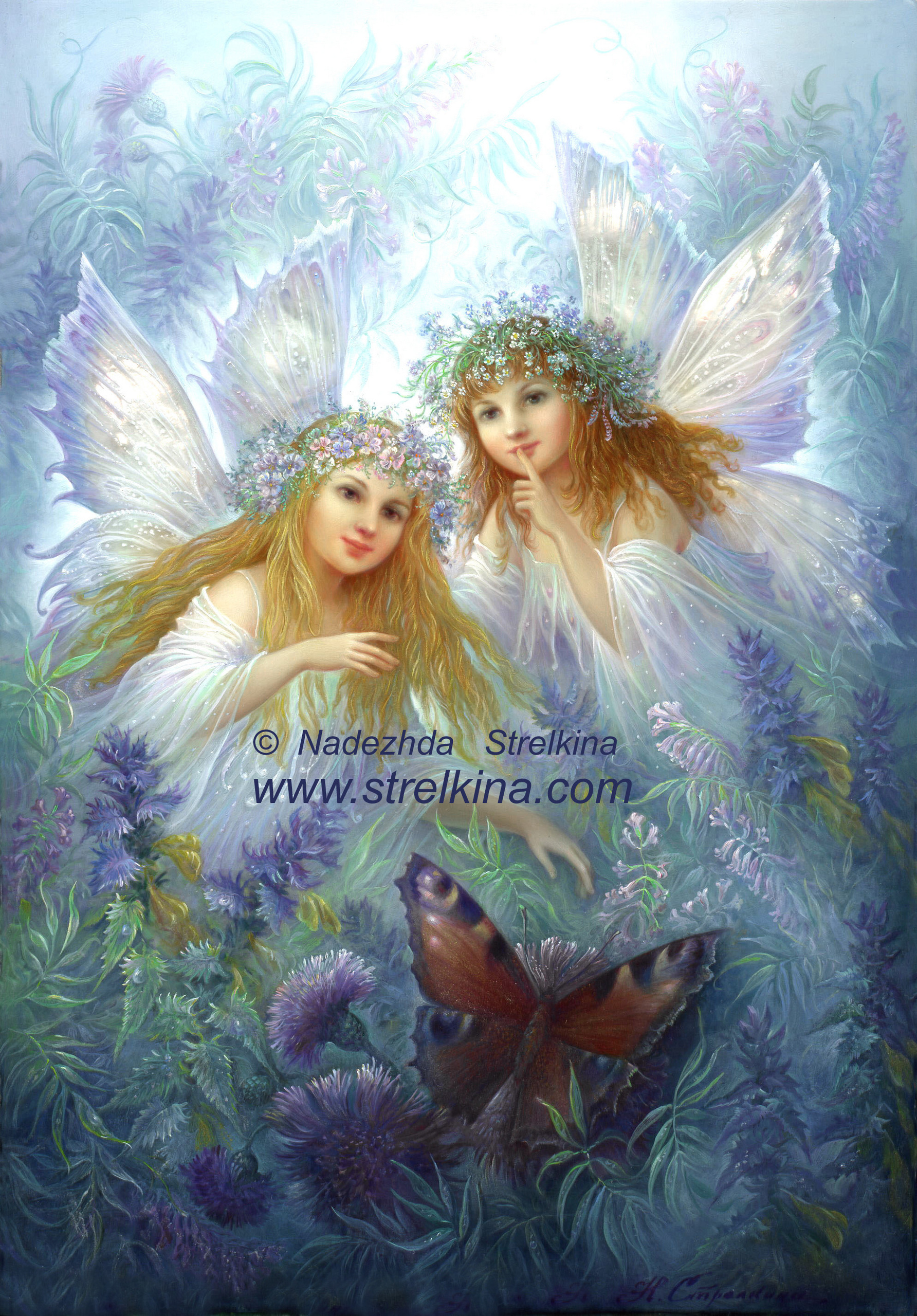 FLOWER FAIRIES Fantasy Art Fanpop