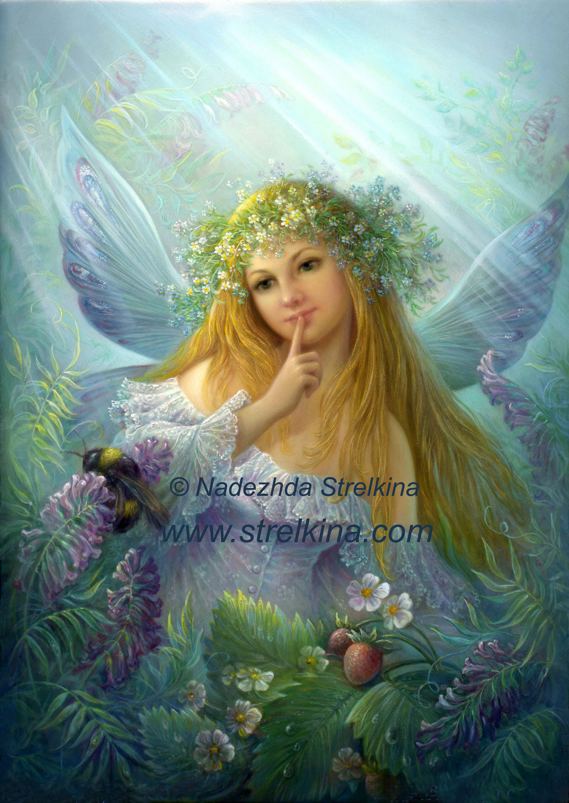 Forest Fairy Fantasy Art Photo 8512409 Fanpop