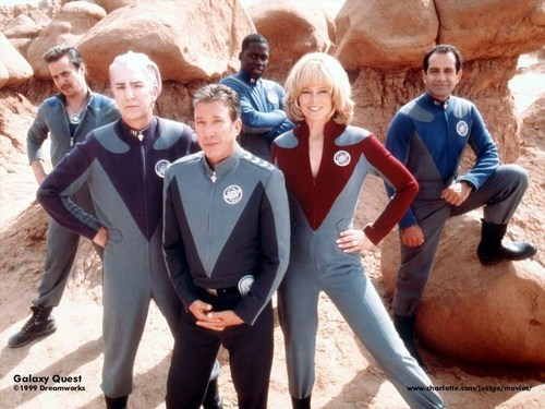 Galaxy Quest fond d'écran