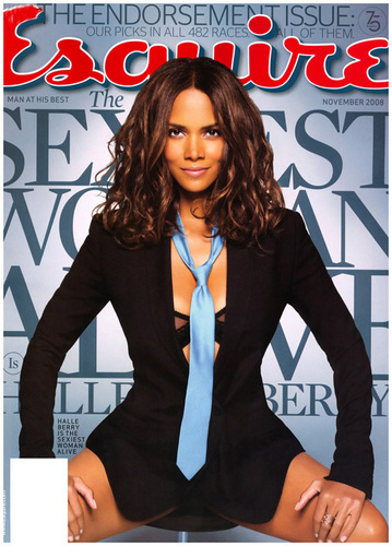 Halle Berry | Esquire Magazine 2008