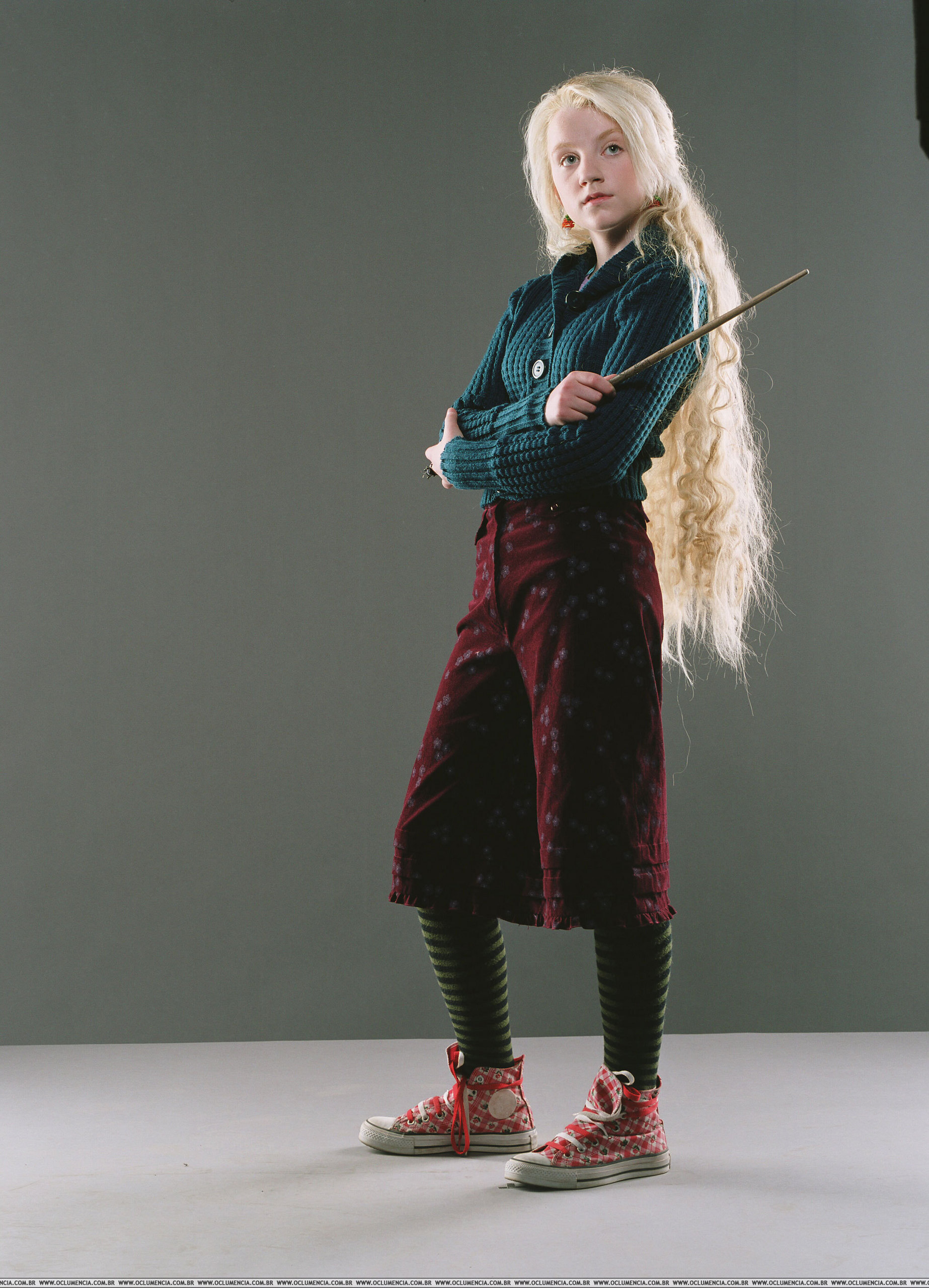 Evanna lynch harry potter