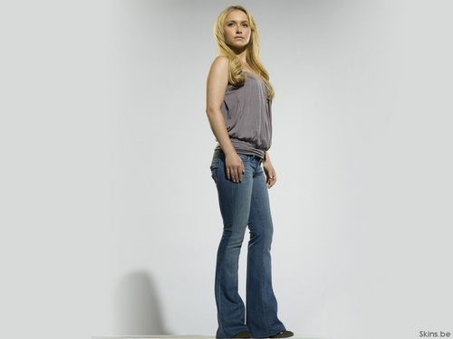 Hayden Panettiere wallpaper with bellbottom trousers, long trousers, and a pantleg called Hayden Panettiere