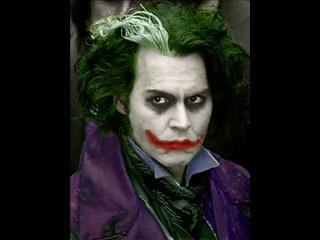 IS JOHNNY THE JOKER